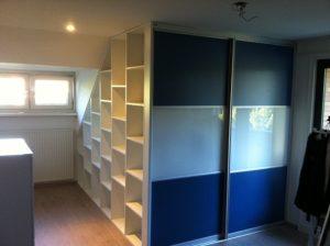 Projecten kluswijs oudenbosch - Deco schuifwandkast ...